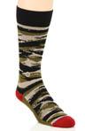 Tiger Toe Socks