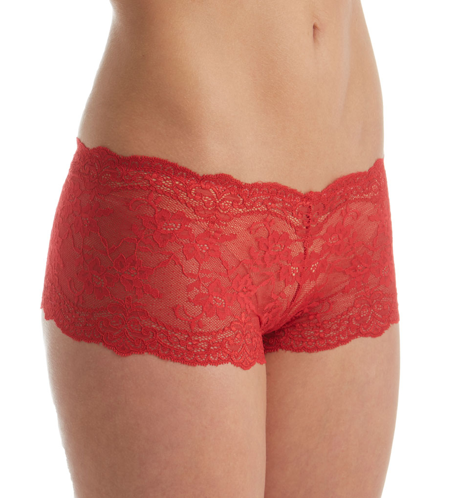 The Little Bra Company P004 Lucia Lace Boyshort Panty