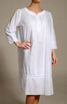 Coralia Cotton Long Sleeve Long Gown
