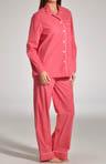 Red and White Dot Pajama Set