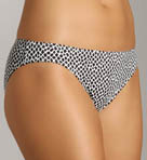 Snakeskin Hipster Bottom Swimwear