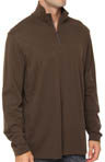 Pima Cove Half Zip Sweatshirt
