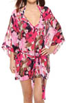 Meridian Tunic Wrap With Tie Swim Cover Up