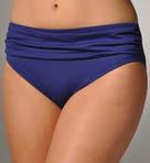 Pearl Solids High Waist Sash Swimsuit Bottom