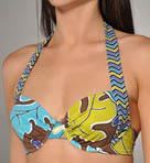 Isla Floral Underwire Full Coverage Swim Top