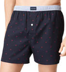 Tommy Star Basic 100% Cotton Woven Boxer