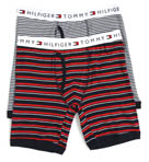 Striped Boxer Briefs - 2 Pack