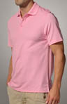 Power in Pink Performance Polo