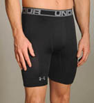 UA Heatgear Touch Fitted Short