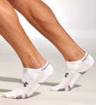 HeatGear Training No Show Socks - 4 Pack