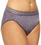 Illuminations with Lace Hi Cut Panty