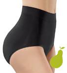 Control Freak Pear Brief Shaper Panty
