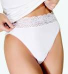 Hi-Cut Cotton Brief Panties