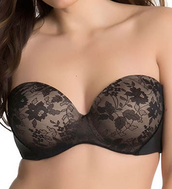 Curvy Couture Strapless Sensation 7 Way Bra