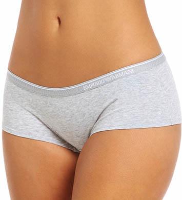 Emporio Armani Essential Cotton Boyshort Panties