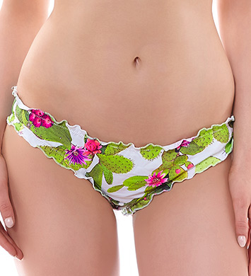 Freya Cactus Frilled Hipster Swim Bottom