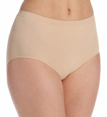 Jockey Comfies Micro Classic Fit Brief Panties - 3 Pack