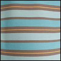 Blue/Orange Stripes