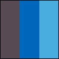 Charcoal/Blue/Tide