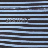 Micro Stripe Black
