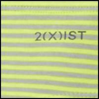 Micro Stripe Yellow