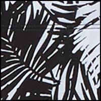 Palm Leaf Black