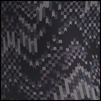 Black Chevron Fractile