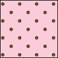 Chocolate/Pink Whisper
