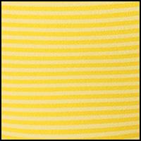 Teensy Stripe Yellow