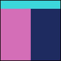 Purple/Channel Blue