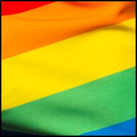 Rainbow Multi Stripes