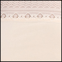 Light Beige Lace