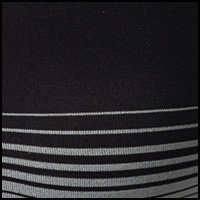 Black/Excalibur Stripe