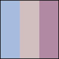 Gloss/BlueFlight/PurpM