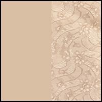 Lace FlowersPrint/Nude