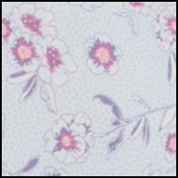 Mini Spot Floral Print