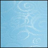 Raindrop Blue Swirl