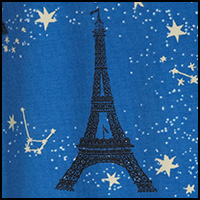 Starry Eiffel