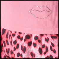 Leopard Vixen Pink