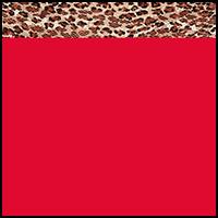 Chinese Red/Animal