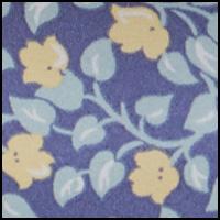 Cobalt Floral Vine