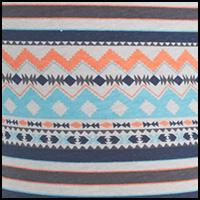 Bohemian Stripe