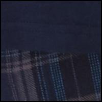 Dress Blue Plaid