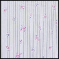 Stripe Ditsy Floral