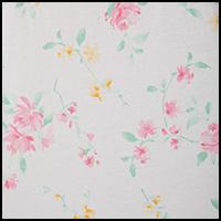 White Multi Floral