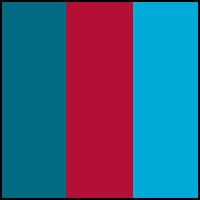 Blue/Sea/Amaranth