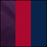 Stripe/Blue/Amaranth