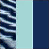 yucca/blue/blue stripe