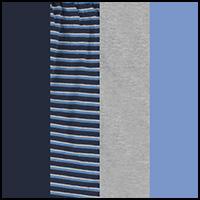Navy/Stripe/Blu/Andovr
