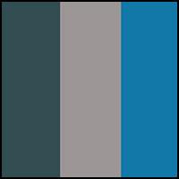 Charcoal/Green/Blue